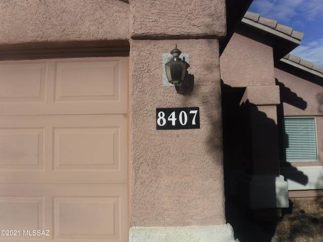 8407 N Coyote View Court, Tucson, AZ 85743 (#22111473) :: Long Realty - The Vallee Gold Team