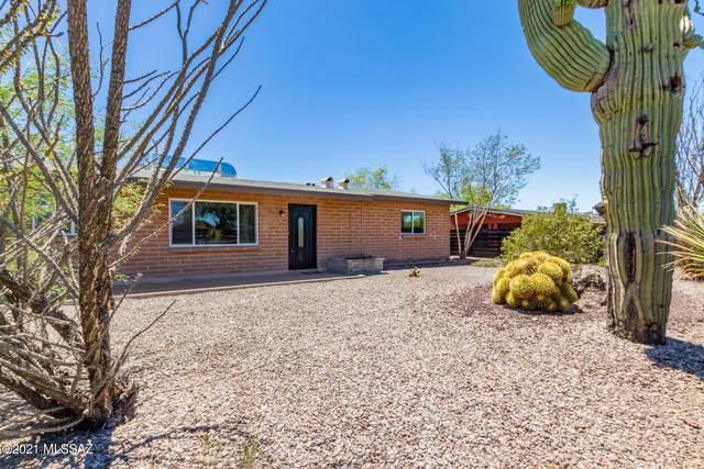842 E Glenn Street, Tucson, AZ 85719 (#22111476) :: The Dream Team AZ