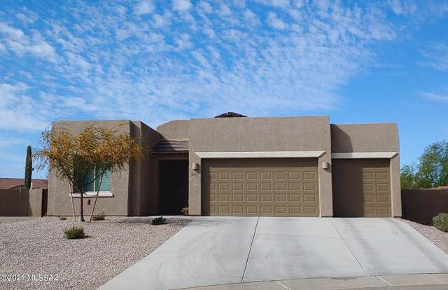 9662 S Via Bandera, Vail, AZ 85641 (#22111489) :: Long Realty - The Vallee Gold Team