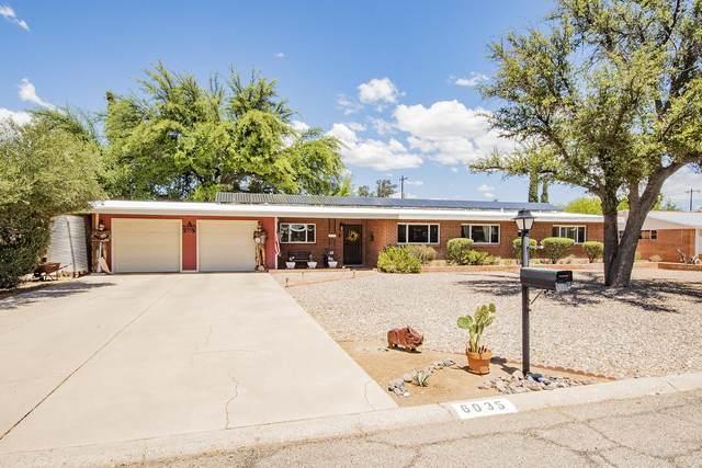 6035 E Baker Street, Tucson, AZ 85711 (#22111495) :: The Local Real Estate Group | Realty Executives
