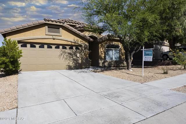 10899 S Lake Gambusi Drive, Vail, AZ 85641 (#22111499) :: Long Realty - The Vallee Gold Team