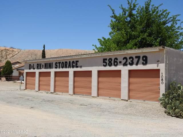 1080 W 4Th Street, Benson, AZ 85602 (#22111501) :: Long Realty Company