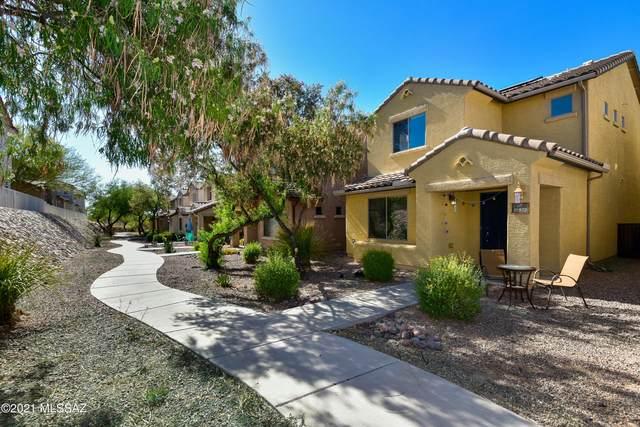 10572 E Pleasant Pasture Drive, Tucson, AZ 85747 (MLS #22111503) :: The Luna Team