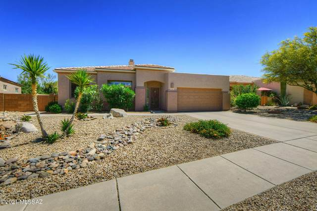13060 N Pier Mountain Road, Marana, AZ 85658 (#22111506) :: Long Realty - The Vallee Gold Team