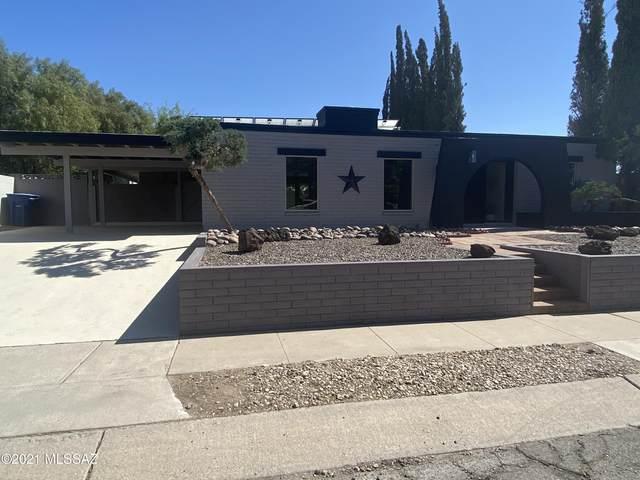 8542 E Calle Bolivar, Tucson, AZ 85715 (#22111511) :: Long Realty - The Vallee Gold Team