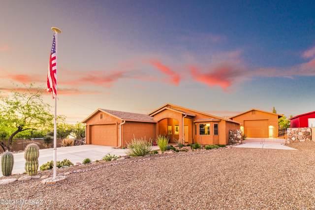 2310 W Calle Grato, Oracle, AZ 85623 (#22111533) :: Tucson Real Estate Group