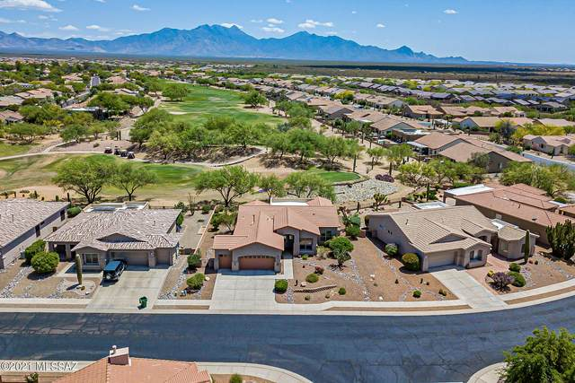 1318 N Night Heron Drive, Green Valley, AZ 85614 (#22111535) :: Long Realty - The Vallee Gold Team
