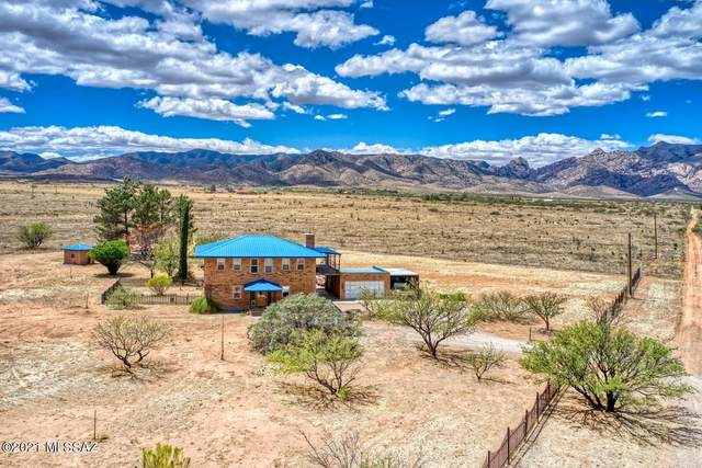 262 W Fargo Street, Pearce, AZ 85625 (MLS #22111556) :: The Property Partners at eXp Realty