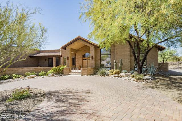 3615 N Camino De La Familia, Tucson, AZ 85750 (#22111562) :: Long Realty - The Vallee Gold Team