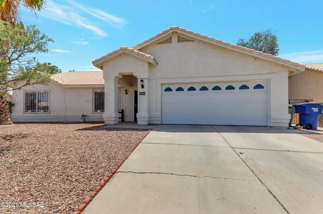 9244 E Wild Wash Drive, Tucson, AZ 85747 (MLS #22111563) :: The Property Partners at eXp Realty