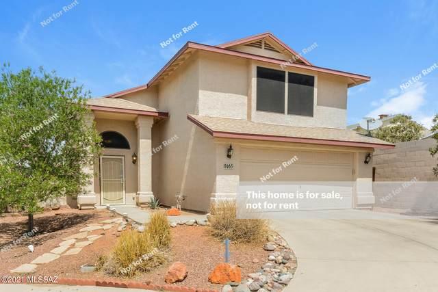 8965 N Obsidian Place, Tucson, AZ 85742 (#22111575) :: Tucson Property Executives