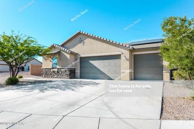 10235 E Placita De Dos Pesos, Tucson, AZ 85730 (#22111577) :: The Local Real Estate Group | Realty Executives