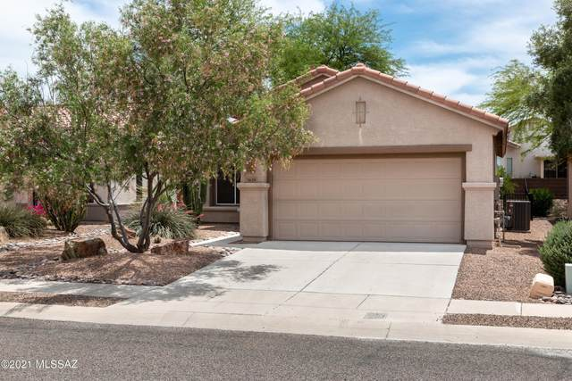 7629 W Cathedral Canyon Drive, Tucson, AZ 85743 (#22111583) :: Long Realty - The Vallee Gold Team