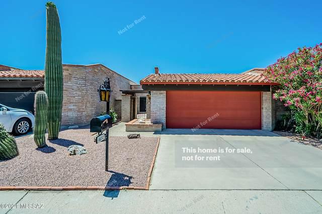 8593 N Via Tioga, Tucson, AZ 85704 (#22111586) :: Tucson Property Executives
