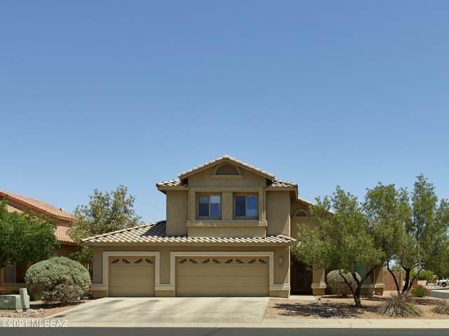 7700 W Taltson Drive, Marana, AZ 85743 (MLS #22111587) :: The Property Partners at eXp Realty