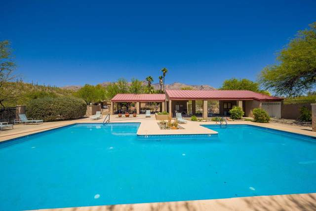 6441 N Foothills Drive, Tucson, AZ 85718 (#22111589) :: Long Realty - The Vallee Gold Team