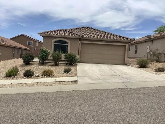 13258 E Mineta Ridge Drive, Vail, AZ 85641 (#22111590) :: Long Realty - The Vallee Gold Team