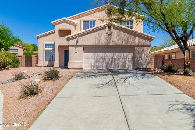 1080 W Possum Creek Lane, Oro Valley, AZ 85737 (#22111591) :: Long Realty - The Vallee Gold Team