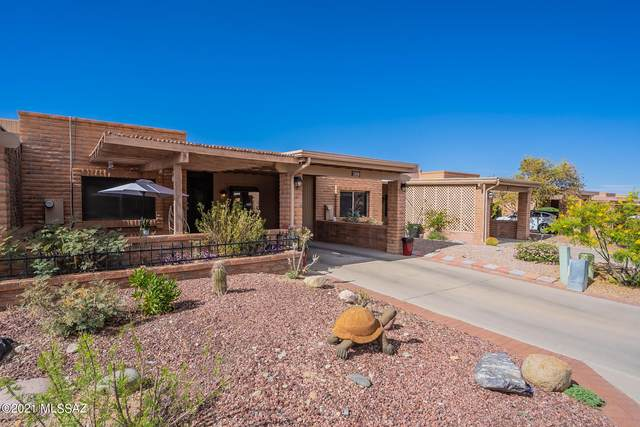 1556 W Via Del Jarrito, Green Valley, AZ 85622 (#22111594) :: Long Realty - The Vallee Gold Team
