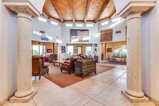 2565 N Ocotillo Road, Benson, AZ 85602 (#22111595) :: Gateway Partners International