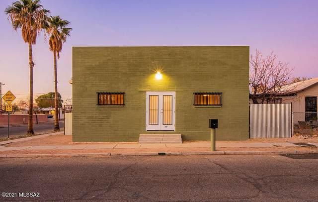 34 W 34Th Street, Tucson, AZ 85713 (#22111603) :: Keller Williams