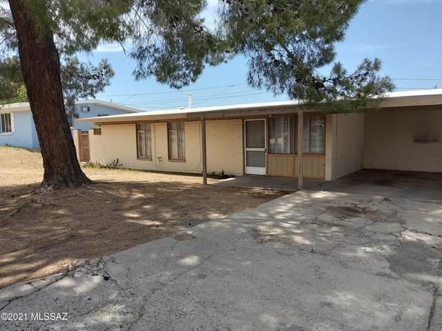 120 W 6Th Avenue, San Manuel, AZ 85631 (#22111619) :: Long Realty - The Vallee Gold Team