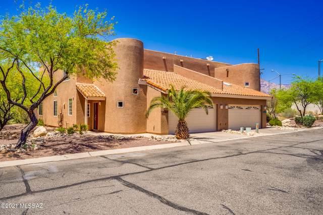 4041 N Flaming Sky Place, Tucson, AZ 85750 (#22111621) :: Tucson Property Executives