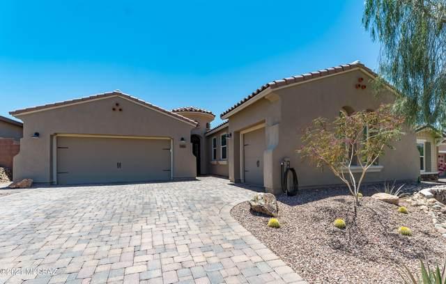 7175 W Cactus Flower Pass, Marana, AZ 85658 (#22111627) :: Tucson Property Executives