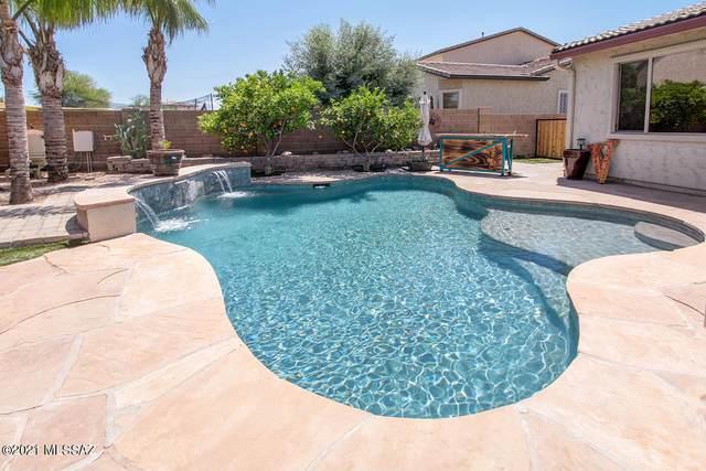 12690 N Rye Drive, Marana, AZ 85653 (#22111628) :: The Local Real Estate Group | Realty Executives