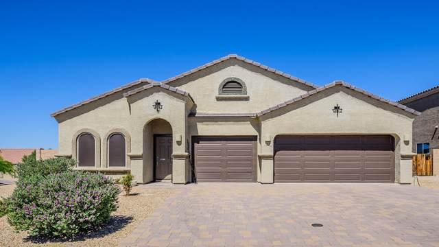 340 S J B Tidwell Place, Vail, AZ 85641 (#22111630) :: Tucson Property Executives