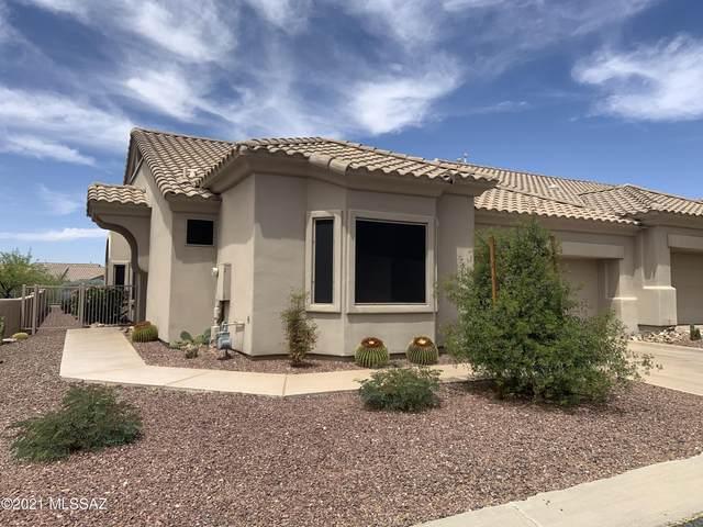 13401 N Rancho Vistoso Boulevard, Oro Valley, AZ 85755 (#22111633) :: Tucson Property Executives