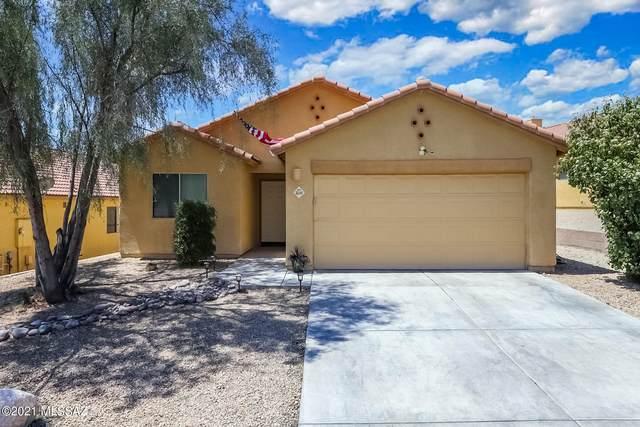 3049 W Mountain Dew Street, Tucson, AZ 85746 (#22111636) :: Tucson Property Executives