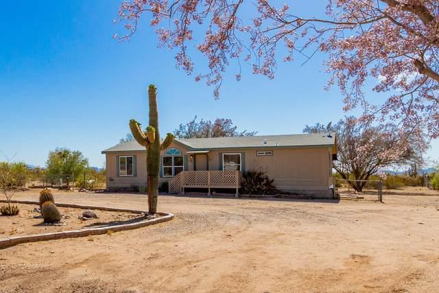 6895 N Mixer Way, Tucson, AZ 85743 (#22111639) :: Tucson Property Executives
