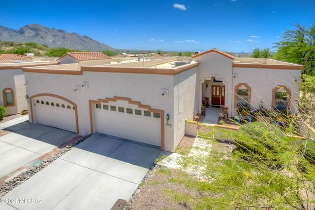 1393 W Cactus Bloom Way, Tucson, AZ 85737 (#22111646) :: Long Realty - The Vallee Gold Team