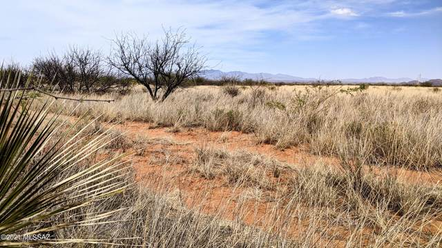 17 Acre Off Desert Road -, Pearce, AZ 85625 (MLS #22111656) :: The Property Partners at eXp Realty