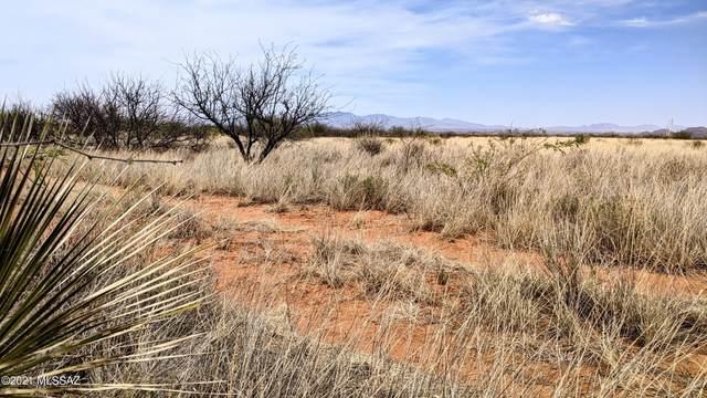17 Acre Off Desert Road -, Pearce, AZ 85625 (MLS #22111656) :: The Luna Team