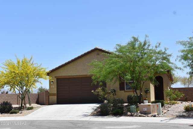 11496 W Boll Bloom Drive, Marana, AZ 85653 (#22111666) :: Tucson Real Estate Group
