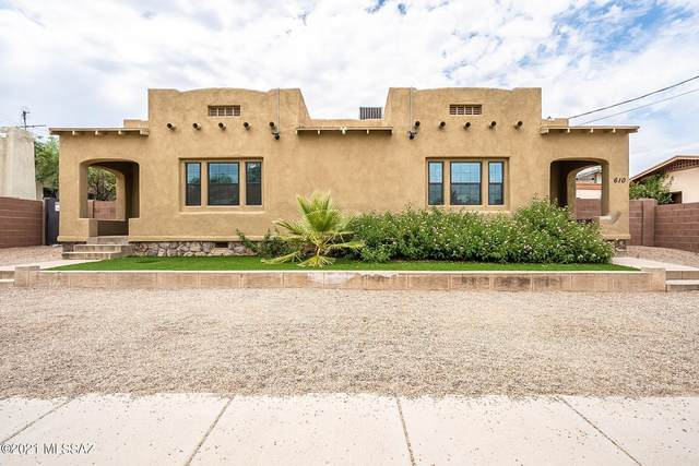 610 E Helen Street, Tucson, AZ 85705 (#22111674) :: Long Realty - The Vallee Gold Team