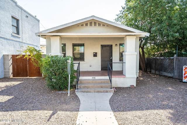 436 N Euclid Avenue, Tucson, AZ 85719 (#22111677) :: Tucson Real Estate Group