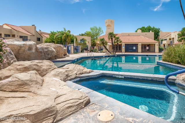 1200 E River Road L167, Tucson, AZ 85718 (#22111690) :: Long Realty - The Vallee Gold Team