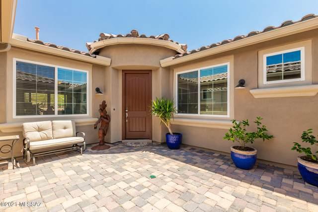 14154 N Silverleaf Lane, Marana, AZ 85658 (#22111693) :: Tucson Real Estate Group