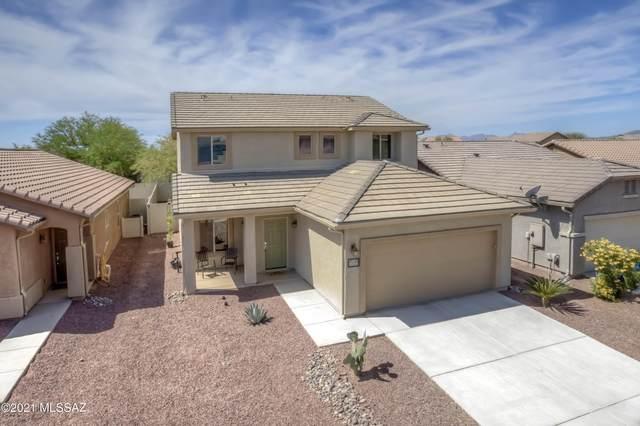 21129 E Frontier Road, Red Rock, AZ 85145 (#22111694) :: The Josh Berkley Team