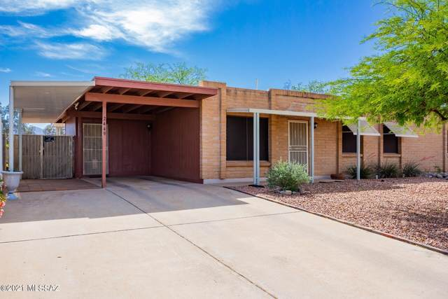 2449 S Saddleback Avenue, Tucson, AZ 85710 (#22111696) :: Tucson Property Executives