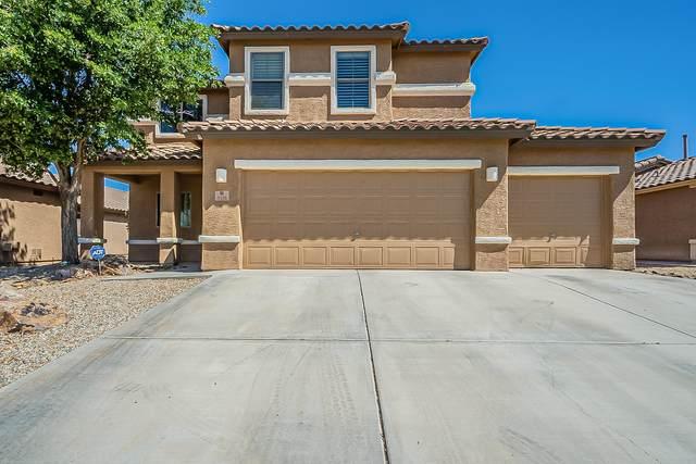 6526 W Wolf Valley Way, Tucson, AZ 85757 (MLS #22111717) :: The Luna Team