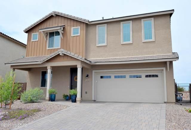 5540 S Saguaro Wash Trail, Tucson, AZ 85747 (#22111722) :: Long Realty Company