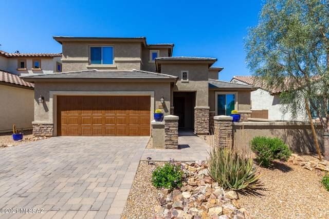 6024 S Lily Magnolia Way, Tucson, AZ 85747 (#22111734) :: Tucson Real Estate Group