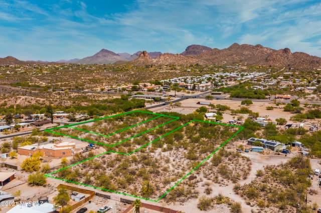 0 S Camino De La Tierra, Tucson, AZ 85746 (#22111746) :: Long Realty - The Vallee Gold Team