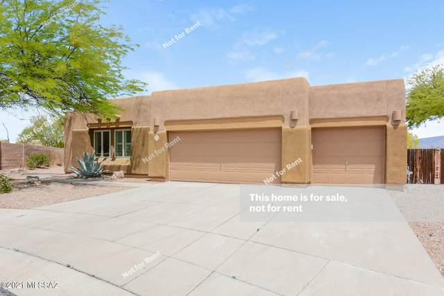 11974 Crescendo Drive, Tucson, AZ 85737 (#22111754) :: Long Realty - The Vallee Gold Team