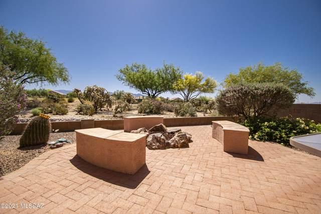 13064 N Desert Flora Lane, Marana, AZ 85658 (#22111757) :: Long Realty - The Vallee Gold Team