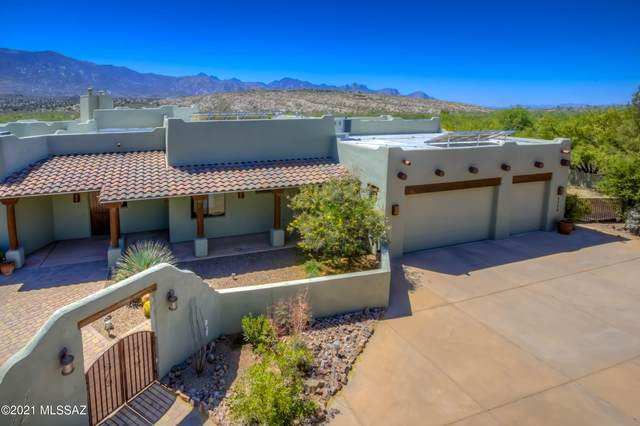 5350 E Edwin Road, Tucson, AZ 85739 (#22111758) :: Long Realty - The Vallee Gold Team